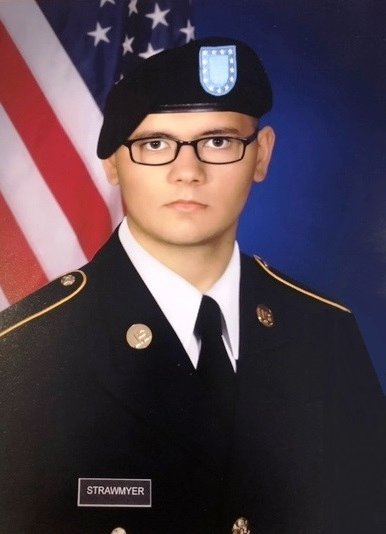 Pvt. Dustin Strawmyer